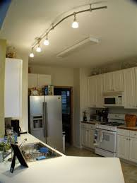 track lighting ideas for kitchen kitchen track lighting casual cottage