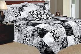 Pink And Black Duvet Set Free Black And White Quilt Blocks Black White Duvet Covers Queen