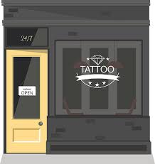 royalty free tattoo shop clip art vector images u0026 illustrations