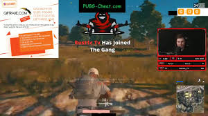 pubg hacks for sale guy streaming pubg with hacks on youtube