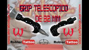 new grip regulable ava de 32 mm tattoo review de akira body art