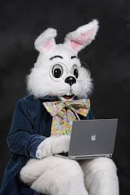 peter cottontail simon malls atlanta easter