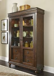 ashley furniture china cabinet and oak for sale with rustic plans