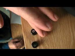 inset cabinet door stops fastcap euro door stops for inset doors brown 10 pack rockler