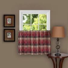 Bed Bath Beyond Kitchen Curtains Buy Red Kitchen Curtains From Bed Bath U0026 Beyond