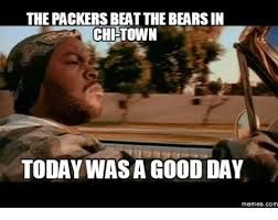 Packers Bears Memes - 25 best memes about packers beat bears packers beat bears memes