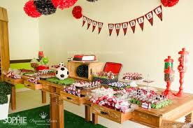 soccer party ideas kara s party ideas soccer themed birthday party via kara s party
