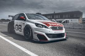peugeot pars tuning the peugeot 308 racing cup bred to race peugeot sport