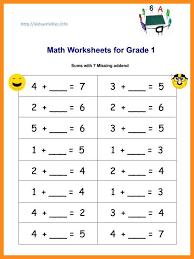 worksheets for class 1 maths worksheet for grade 1 cbse worksheets