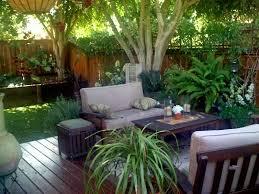 small patio garden ideas picture