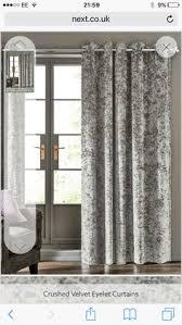 Crushed Velvet Fabric For Curtains Ash Crushed Velvet Curtain Upholstery Fabric Ruffled Clarke