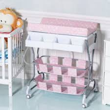 rolling baby changing table 2 in 1 infant baby changing table bath tub unit rolling station
