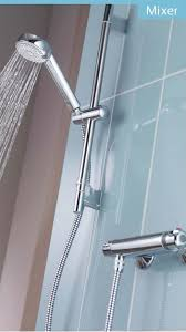 aqualisa midas 100 mixer shower amazon co uk diy u0026 tools