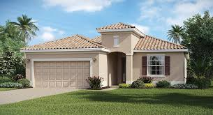 venice new home plan in watercrest executive homes by lennar