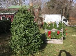 dec 9 green acres tree and wreath sale the lymes ct