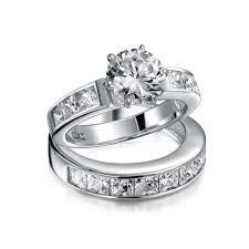 Walmart Wedding Rings by Wedding Rings Walmart Wedding Rings Sets For Him And Her Cheap