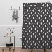 Threshold Medallion Shower Curtain by 10 Stylish And Modern Shower Curtains