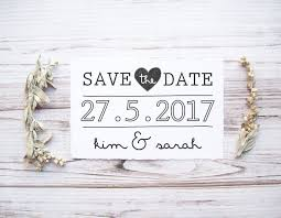 make your own save the dates save the date st custom wedding st with names