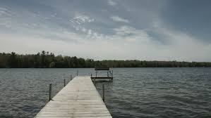 dock with bench stock footage video 6795784 shutterstock