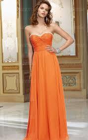 best orange bridesmaid dress lfnae0075 bridesmaid uk