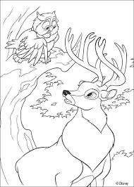 26 bambi coloring pages images kids coloring