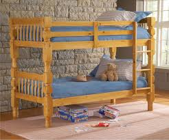 American Woodcrafters Loft Bed 4