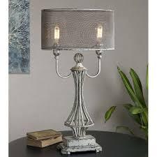 Uttermost Table Uttermost Pontoise Aged Ivory Table Lamp 27008 1