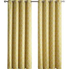 Yellow Curtain Yellow Gold Curtains Drapes You Ll Wayfair