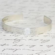 personalized cuff bracelet custom cuff bracelets personalized cuffs custommade