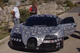 New Bugatti Chiron Teaser Released Prepare For The Fastest Hybrid
