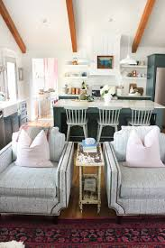 Dark Turquoise Living Room by Living Room Beautiful Change The Attic Becomes Living Room