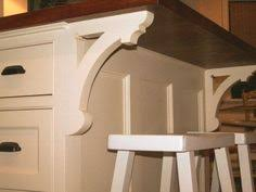 kitchen island brackets see the ornate small corbel martha stewart living seal harbor