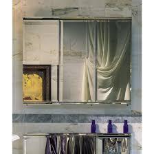 Robern Mirrored Medicine Cabinet Vanity Mirrors Robern C Series 36 X 38 1 8 Triple