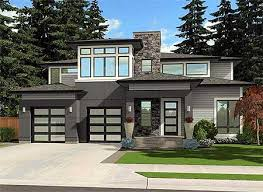 modern prairie house plans plan 23506jd contemporary prairie style prairie style houses