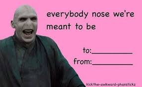 Valentine Card Meme - harry potter valentines meme valentine s day ecards tumblr best