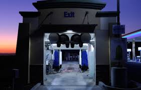 Black Diamond Lights Gas Station Led Lighting Case Study Chevron Cree Lighting