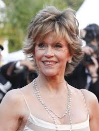 are jane fonda hairstyles wigs or her own hair jane fonda diane kruger short shag with ends going upwards