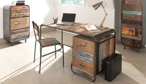 bureaux vintage bureau vintage bois finest bureau with bureau vintage bois bureau