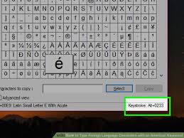 3 ways to type foreign language characters with an american keyboard