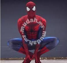 Spiderman Costume Halloween Spiderman Costume Cosplay Superhero Halloween Man Clothes