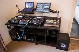 Dj Table Stand Diy Dj Desk Mehobby