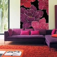 purple livingroom varyhomedesign com