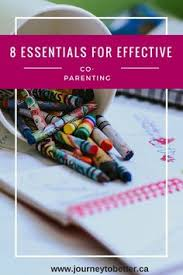 how to be more successful at coparenting parenting plan