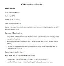 professional resume template u2013 52 free samples examples format
