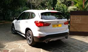 bmw x1 insurance cost what next gen bmw x1 launched auto expo 2016 page 14 team bhp