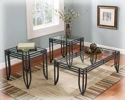 choosing trendy touch of metal end tables