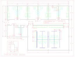 draw office floor plan autocad floor plan beautiful home design ideas enhomedesign