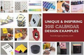 Desk Calendar Design Ideas Unique Calendar Designs 16 Examples From 2015