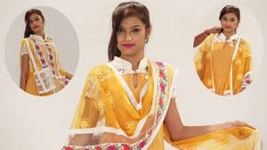 Different Ways Of Draping Dupatta On Lehenga Best 4 Ways Of Wearing Dupatta For Lehenga U0026 Anarkali How To