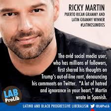 Ricky Martin Meme - donaldtrump 2016presidencycandidate rickymartin trumpsrant